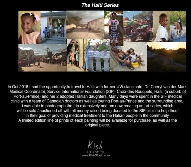 Haiti collage